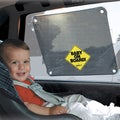 Safety 1st Baby On Board Plastic Deluxe Sunscreen Shield (Set of 2)