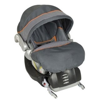 Baby Trend Flex-Loc Vanguard Black/Grey Infant Car Seat