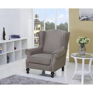 Chandler Cappuccino Arm Chair