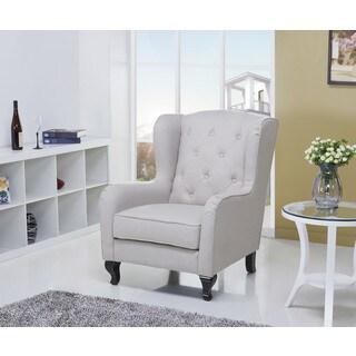 Savannah Beige Arm Chair
