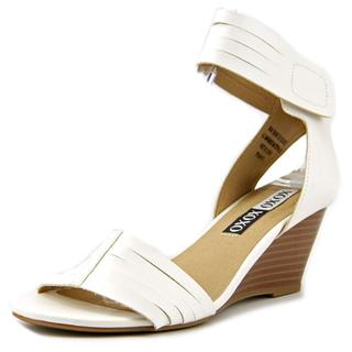 XOXO Women's Shari Synthetic Sandals