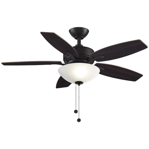 Aire Deluxe 44 Inch Ceiling Fan With Light Kit