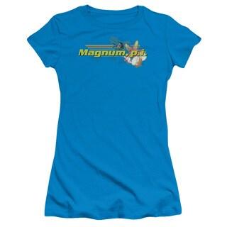 Magnum Pi/Hawaiian Life Junior Sheer in Turquoise