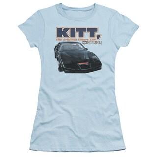 Knight Rider/Original Smart Car Junior Sheer in Light Blue