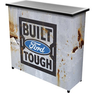 Ford Portable Bar with Case - Built Ford Tough