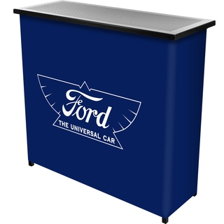 Ford Portable Bar with Case - The Universal Car