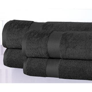 Elegance Spa Oversized Luxurious Cotton 550 GSM Bath Sheets (Set of 4)|https://ak1.ostkcdn.com/images/products/11975473/P18857865.jpg?impolicy=medium