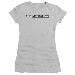 Mentalist/Logo Junior Sheer in Silver
