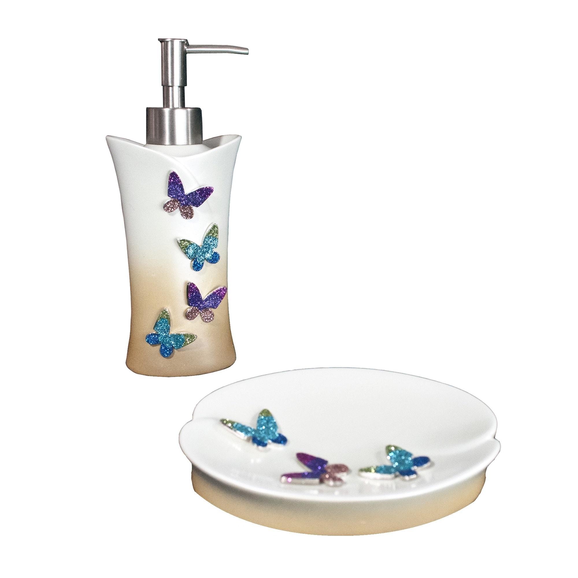 Sherry Kline Bathroom Accessories | Find Great Bath & Towels Deals ...