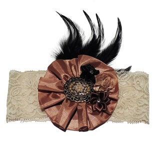 Girls Vinage Style Headband
