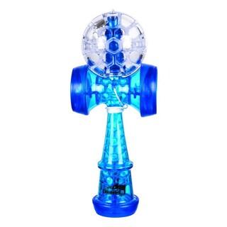 Translucent Blue Chameleo Kendama