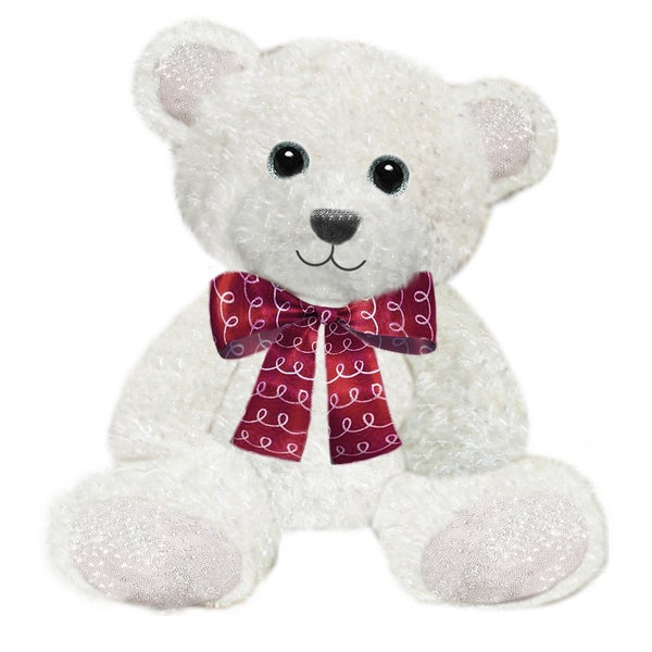 First and Main 15-inch Sparkles Bear