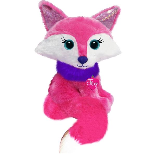 First and Main 10-inch Valentine Gal Pals Plush Fox