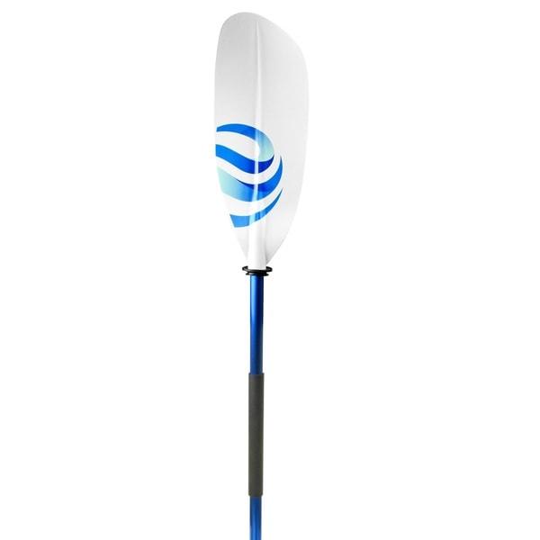 Propel Motion Pro Blue/White Aluminum 84-inch Kayak Paddle