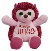 First and Main 10-inch Hug-A-Luvs Plush Hedgehog