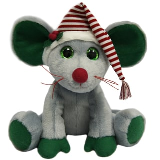 First and Main 7-inch Little Dickens Plush Mouse