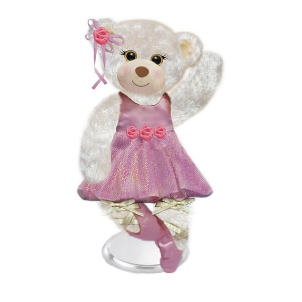 First and Main 7-inch Bella Ballerina Bear