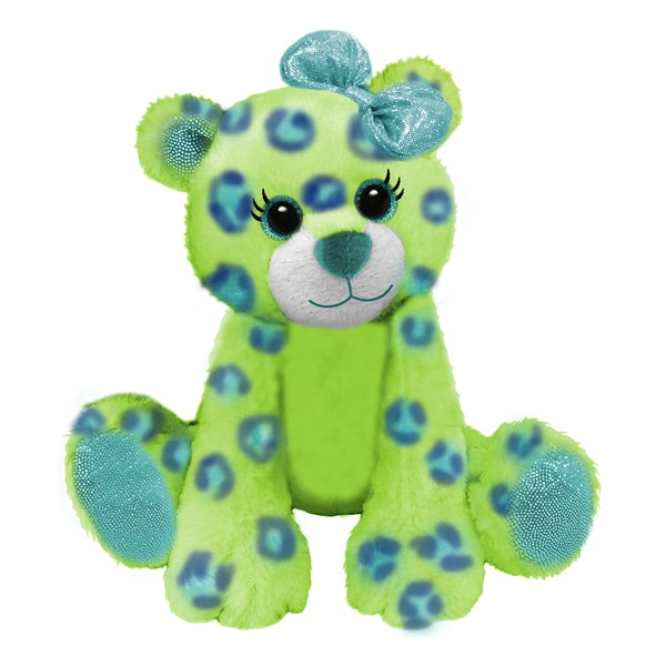 First and Main 7-inch Gal Pals Plush Lily Leopard