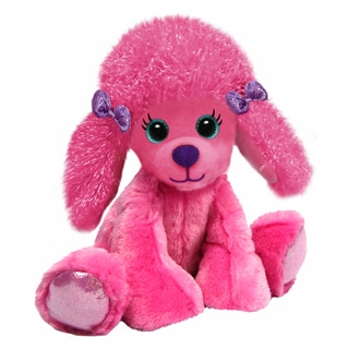 First and Main 7-inch Gal Pals Plush Polly Poodle