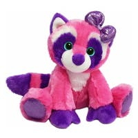 First and Main 7-inch Gal Pals Plush Rachelle Raccoon