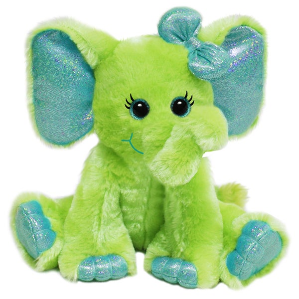 First and Main 7-inch Gal Pals Plush Elle Elephant