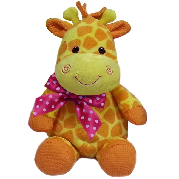 First and Main 7-inch Baby Bright Giraffe Plush