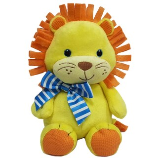 First and Main 7-inch Baby Bright Lion Plush