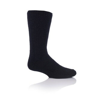 Grabber Heat Holders Men's Wool Crew Sock