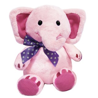 First and Main 7-inch Baby Bright Elephant Plush