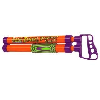 Airhead Aqua Zooka Multicolor Plastic 18-inch Double Shot
