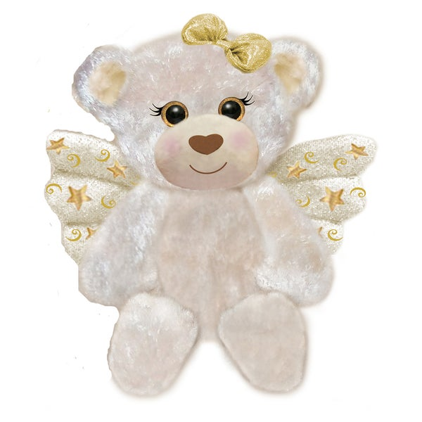 First and Main 7-inch Girl Starlite Angel Bear