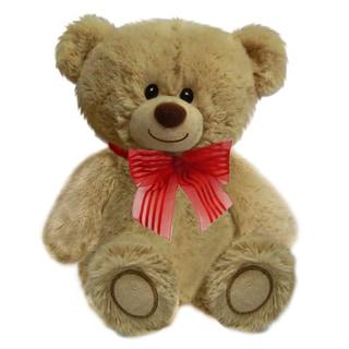 8-inch Tan Huggles Bear