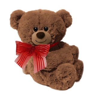 First and Main 5-inch Brown Huggles Huggum Bear