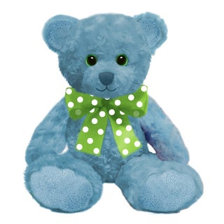 First and Main 10-inch Blue Sorbet Bear