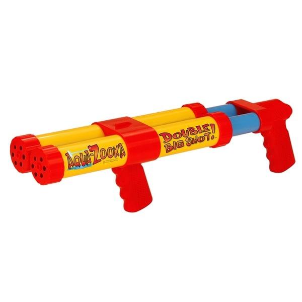 Airhead Aqua Zooka Double Big Shot Water Gun
