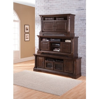 Progressive Gramercy Park Brown Entertainment Console