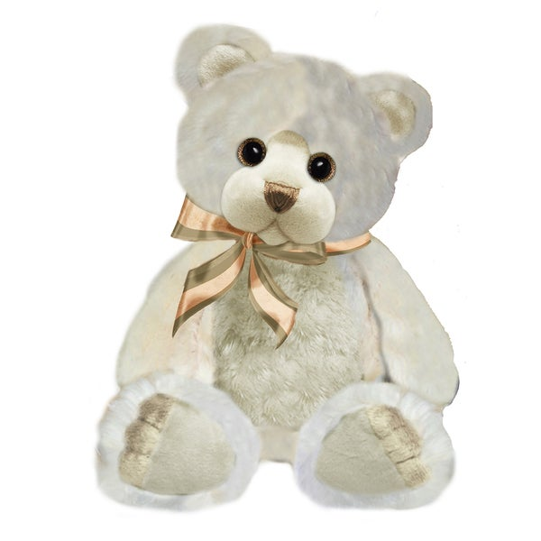 First and Main 10-inch Ivory Arianna Bear