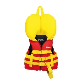 Airhead Red Nylon PFD Infant Vest