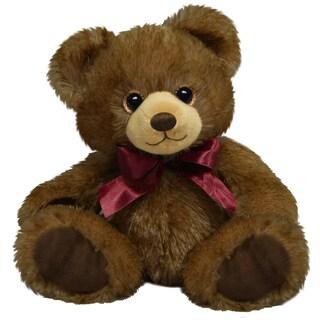 First and Main 7-inch Dark Brown Minkie Bear