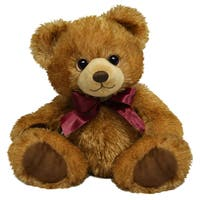First and Main 7-inch Golden Brown Minkie Bear