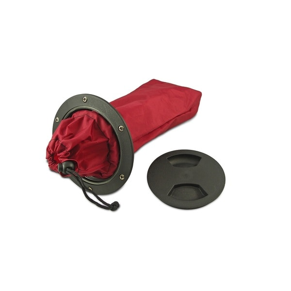 Propel 6-inch Deck Plate with Removable Bag