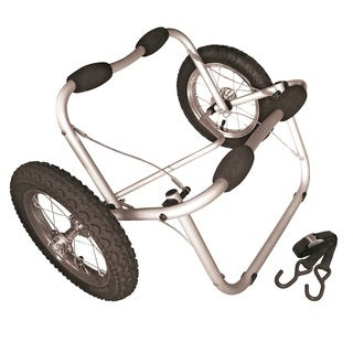 Propel Aluminum Wheel Kayak Carrier With Straps