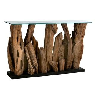 Crafted Home's Cambrie Console Table