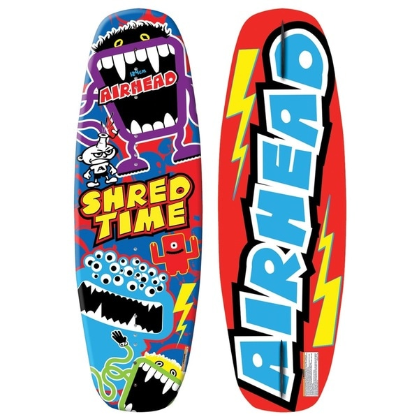 Airhead Water Sports Shred Time Binding Size US 4-8 Wakeboard