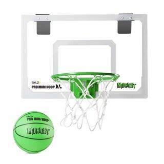 SKLZ Pro Mini Hoop Midnight XL Glow-in-the-dark Hoop and Ball Set