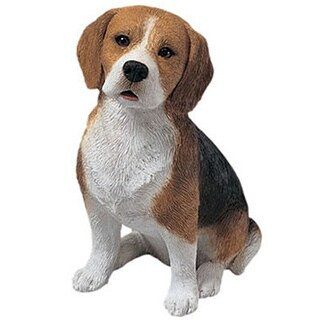 Urns by Canneto My Companion Multicolor Resin Beagle Keepsake
