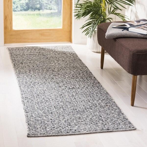 Safavieh Hand-Woven Montauk Cotton Rug (2' 3 x 7')