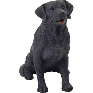 My Companion Keepsake Black Resin Labrador Retriever Pet Urn