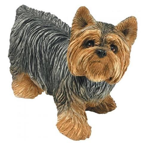 My Companion Resin Keepsake Yorkshire Terrier Pet Urn