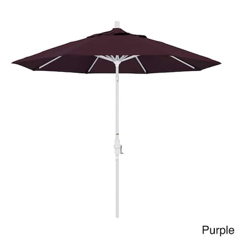 Okaloosa 9-foot Deluxe Crank Lift Umbrella by Havenside Home